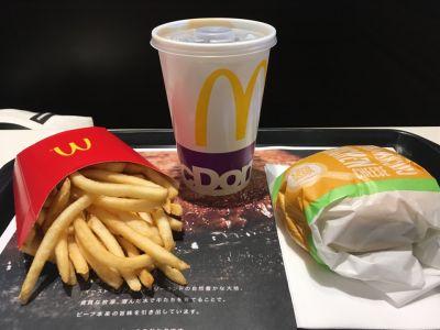 マクドナルド 大津サービスエリア店