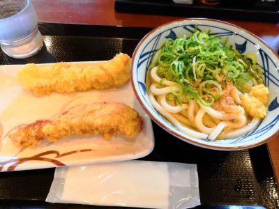 丸亀製麺 上越店