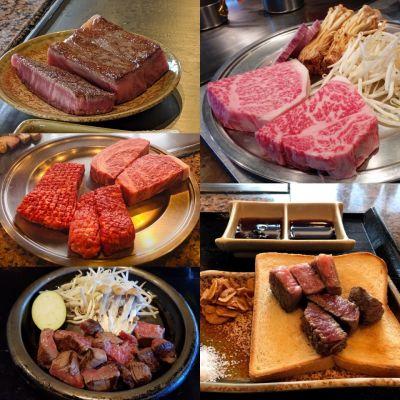 鉄板焼ステーキ 一ッ葉ミヤチクの口コミ