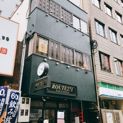 ROUTE271 梅田本店の口コミ