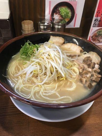 京都北山元町らーめん 同志社前店