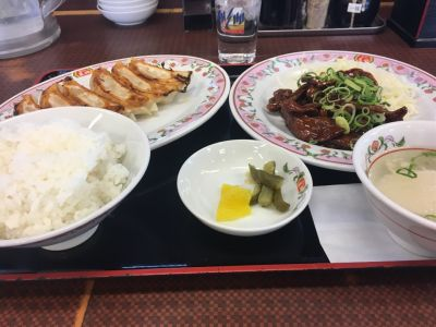 餃子の王将 中立売店