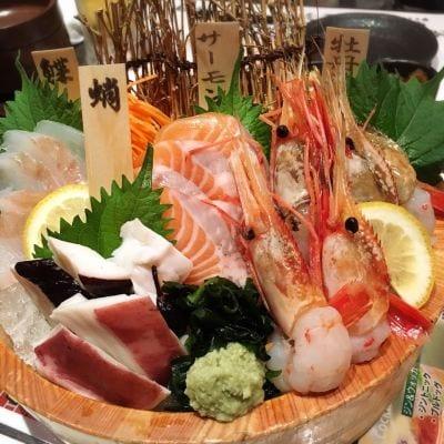 北海道増毛町 魚鮮水産 琴似店