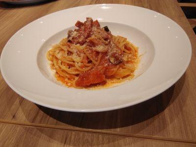 Trattoria&Pizzeria LOGIC 豊洲の口コミ