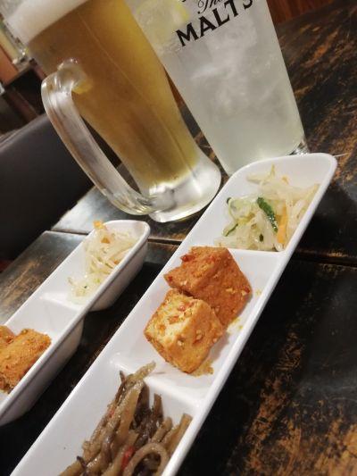 韓国家庭料理居酒屋 母味ポチャ
