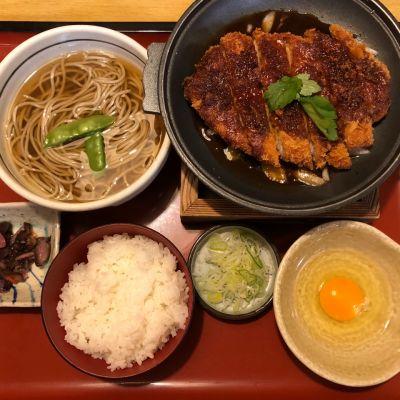 和食麺処 サガミ 柳津店
