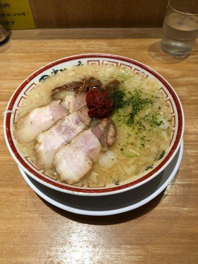 田中そば店 赤坂アークヒルズ店