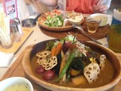 カフェ アジャーラー  笠松店