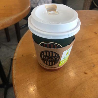 タリーズコーヒー大崎センタービル店