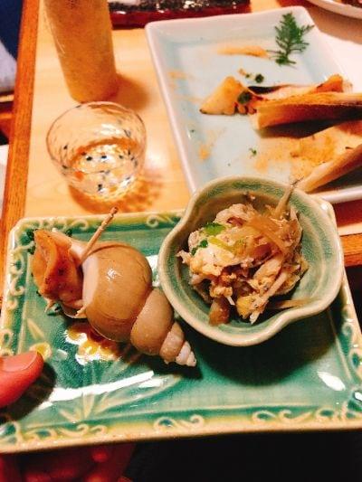 魚がし料理 竹の子