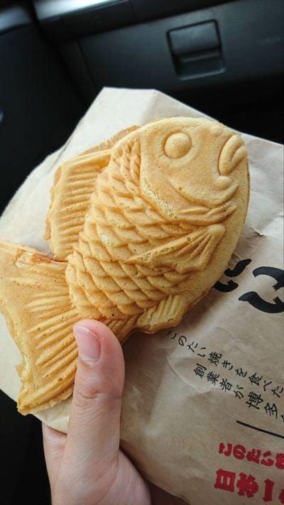 日本一たい焼 元祖佐賀城原店