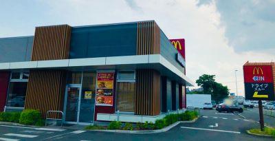 マクドナルド 34号吉野ヶ里店