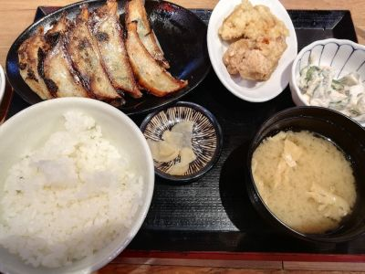 餃子製造販売店 新宿小滝橋通り いち五郎