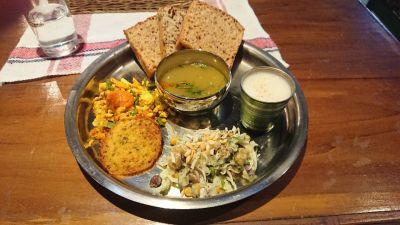 Vegan Cafe Niceness