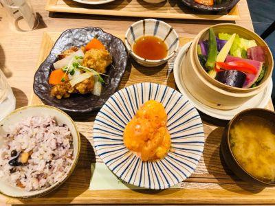 膳やmusi-vege+阪急三番街店