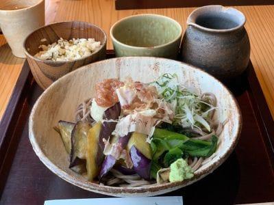 板蕎麦 香り家 京橋店