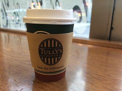 タリーズコーヒー 中洲ゲイツ店