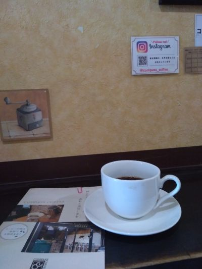 コンパスコーヒー 旗の台店