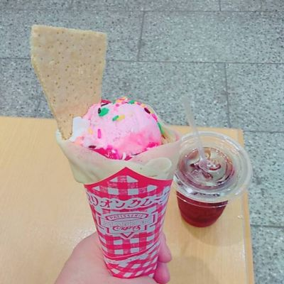 マリオンクレープ 東京ソラマチ店の口コミ