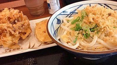 丸亀製麺 イオンモール各務原店の口コミ
