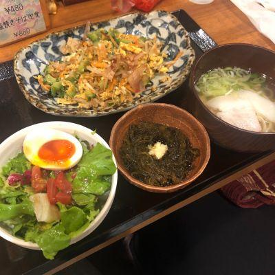 沖縄料理とそば かんから食堂