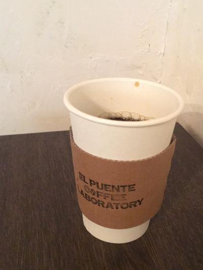 EL PUENTE COFFEE LABORATORYの口コミ
