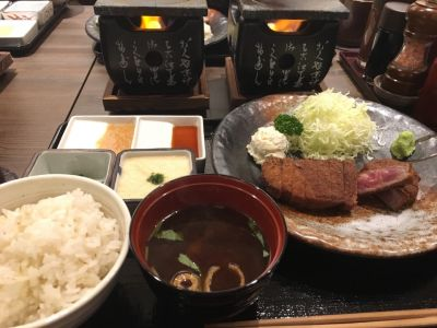 牛かつもと村 西新宿店