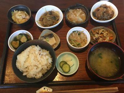 日本料理 キレイになるための食卓