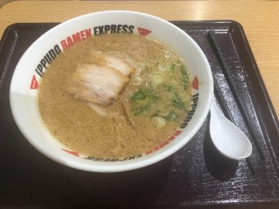 IPPUDO RAMEN EXPRESS レクト広島店の口コミ