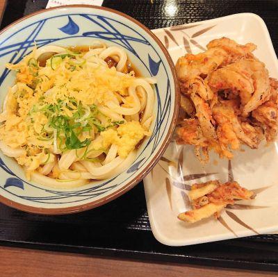 丸亀製麺 THE OUTLETS HIROSHIMA店