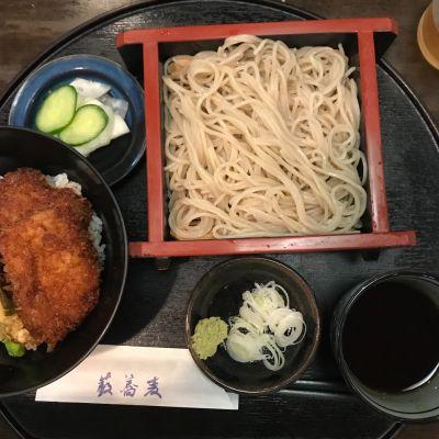 新潟小町 薮蕎麦