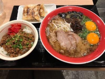 熊本ラーメン黒亭 熊本下通店