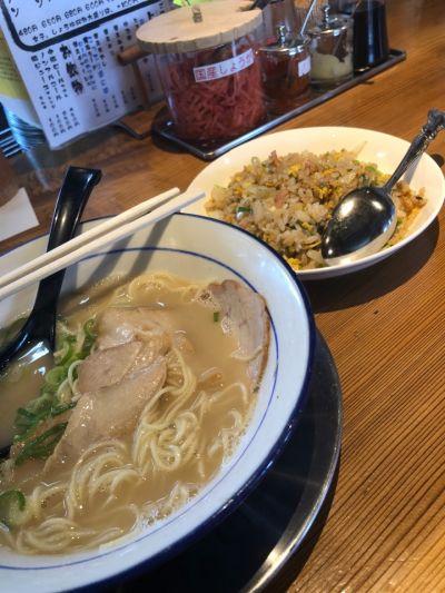 らぁ麺 田中商店