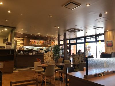 カフェ・ド・クリエ 大分あけのアクロスタウン店