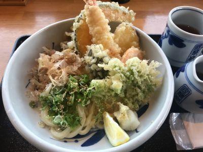 udon dining cafe 安菜蔵