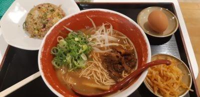 徳島ラーメン 麺王 イオン綾川店
