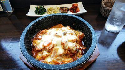 韓国伝統家庭料理 コリアンダイニング 李さん家