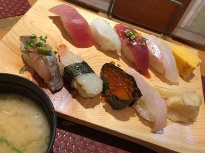 魚力 海鮮寿司 東急東横店の口コミ