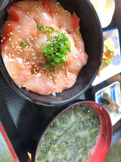 藍ケ江水産 地魚干物食堂