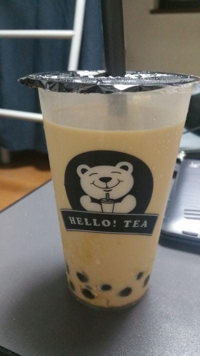 HELLO!TEA 三十三間堂店