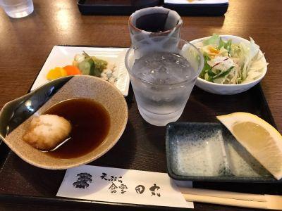 天ぷら 食堂 田丸