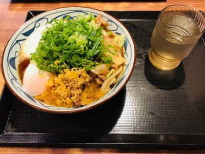 丸亀製麺 鹿児島