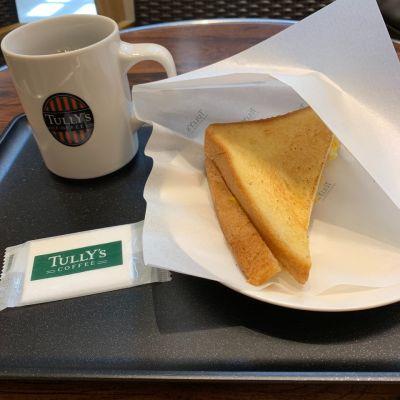 タリーズコーヒー 宝塚北SA店