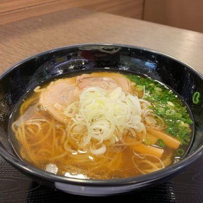 らぁ麺MORIZUMI