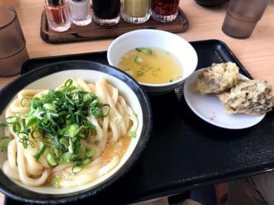 日本橋うどん酒場 ほし野 神田店