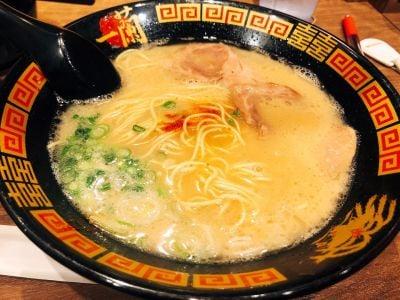 一蘭 大阪茨木店