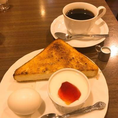 喫茶リッチ エスカ店