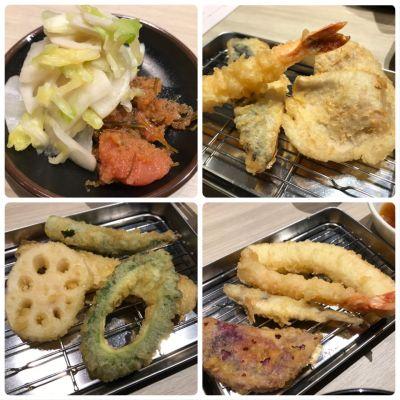 博多天ぷら たかお 沖縄パルコシティ店