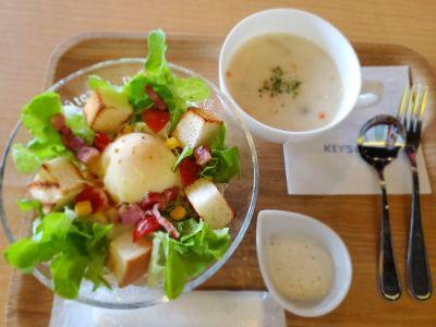 KEY'S CAFE 沖縄北谷店の口コミ