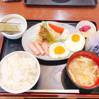にぎわい満腹食堂 掛川PA(上り)店